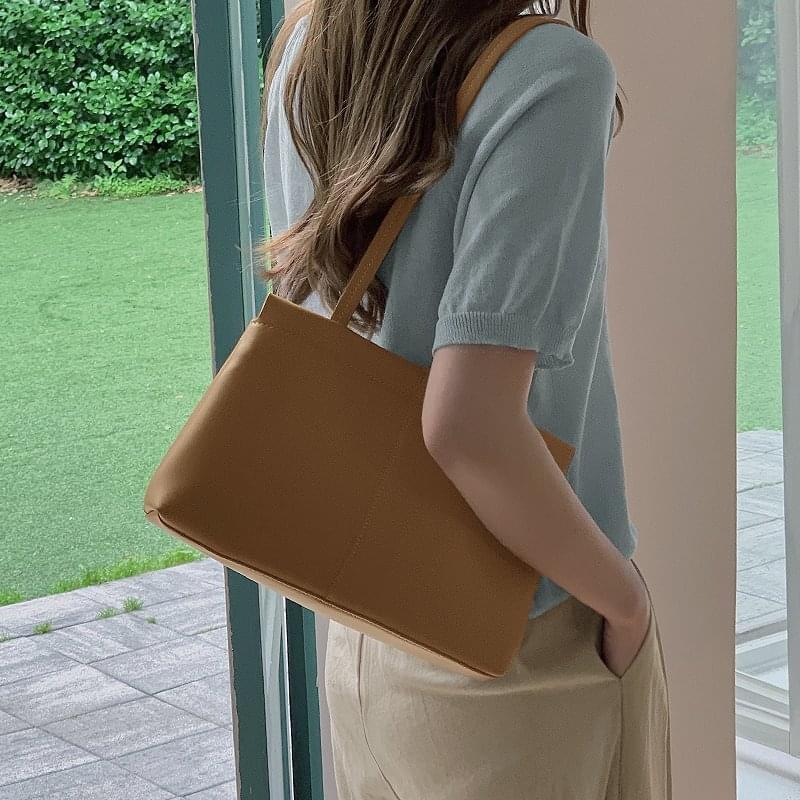 Fullerine Square Shoulder Bag - 3 color