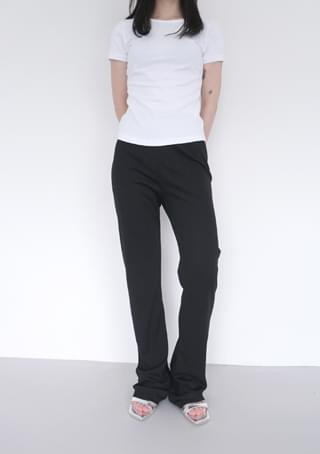 cooling casual banding pants