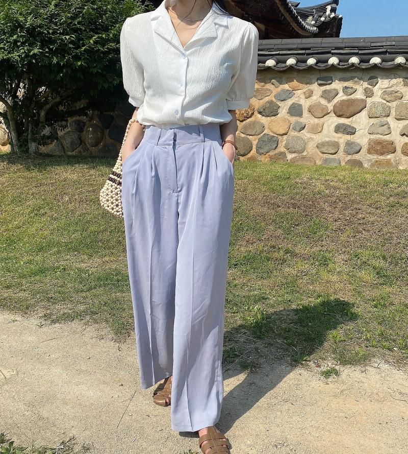Sunny wide pants
