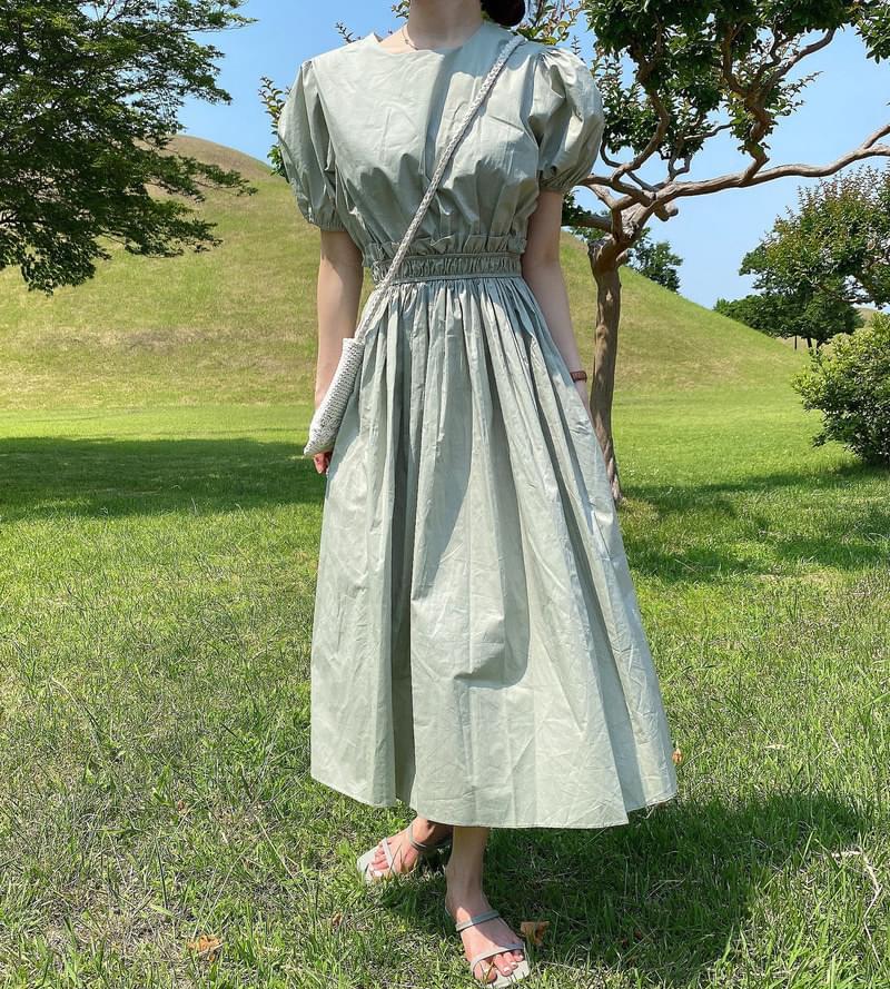 Munkle Banding Dress