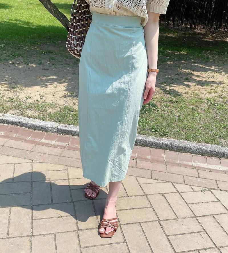 mood stitch skirt