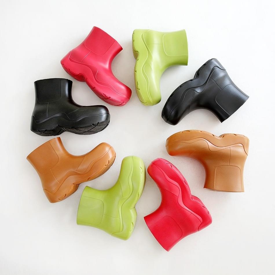 Puddle Rain Boots 5cm