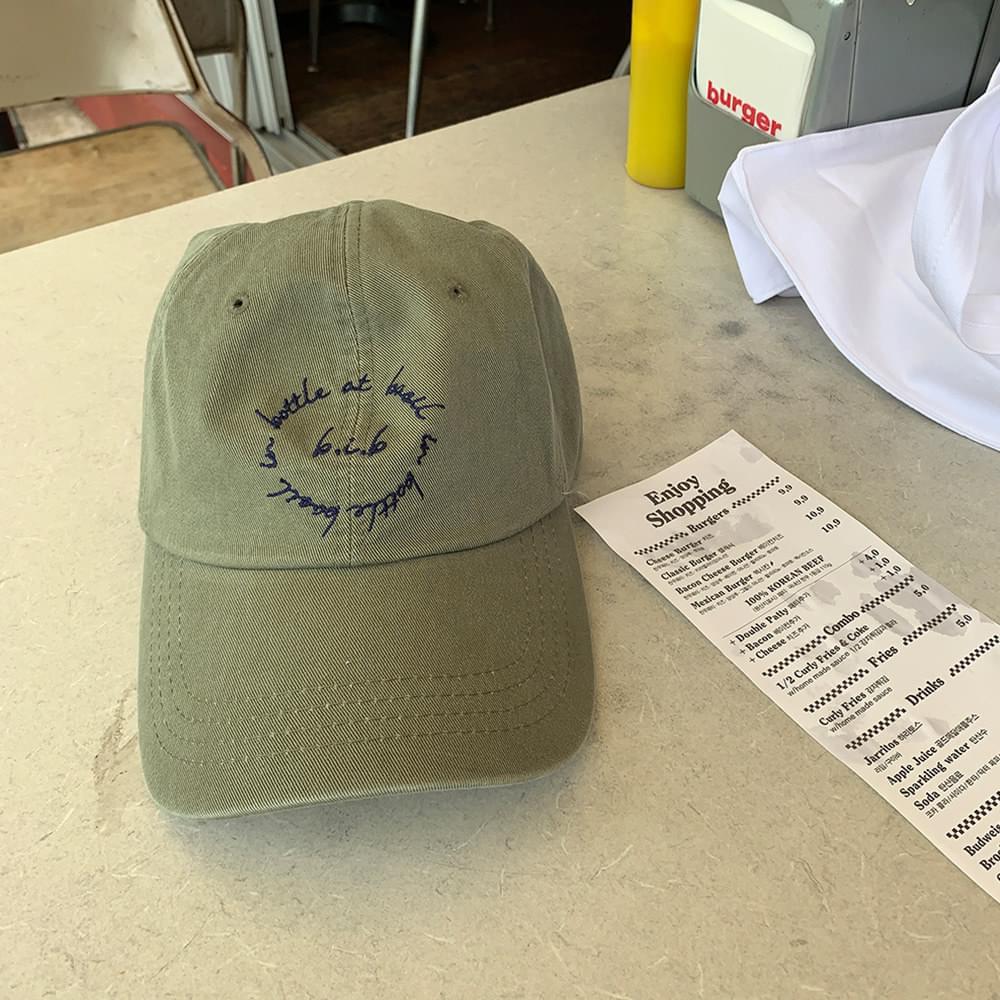 Emblem Ball Cap