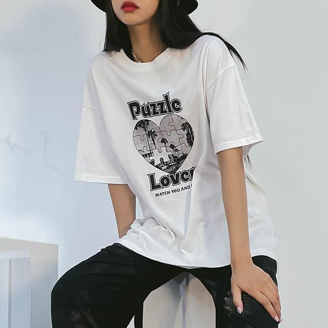 Ember Printed T-shirt