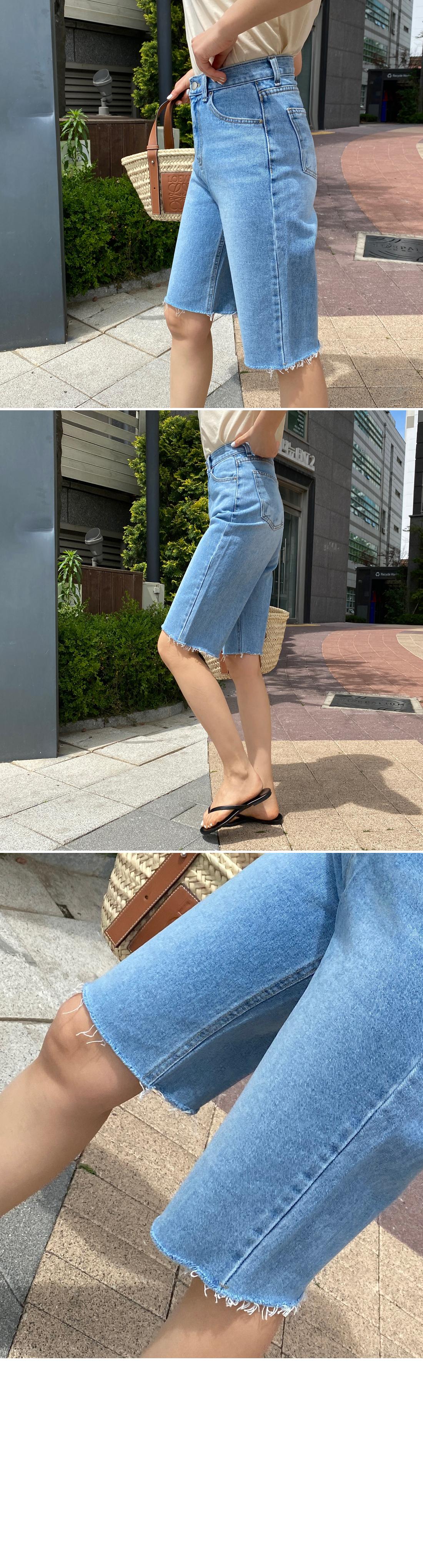 Dubbed Part 5 Date Blue Shorts