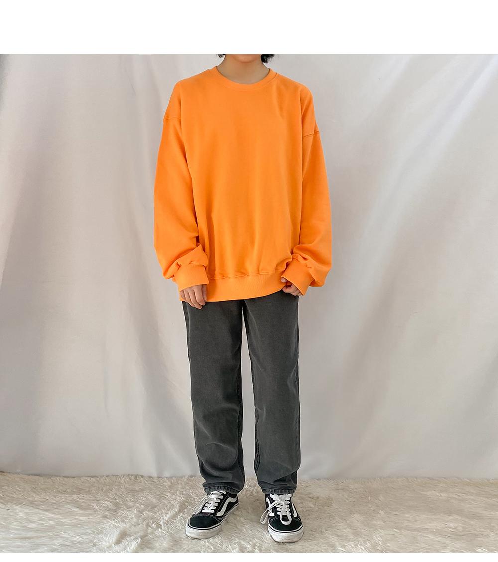 Big Size 26-38 Inch Pinot Pintuck Baggy Denim Pants