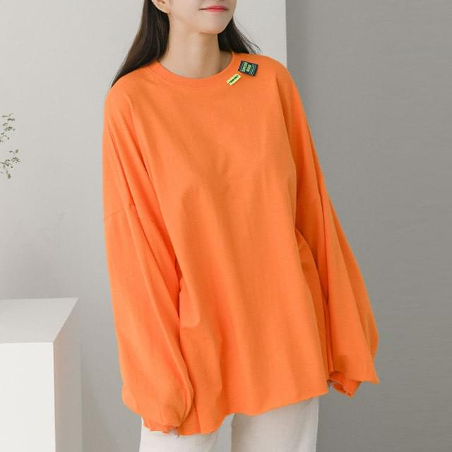 Double label round big size from 66 to 120 Sweatshirt