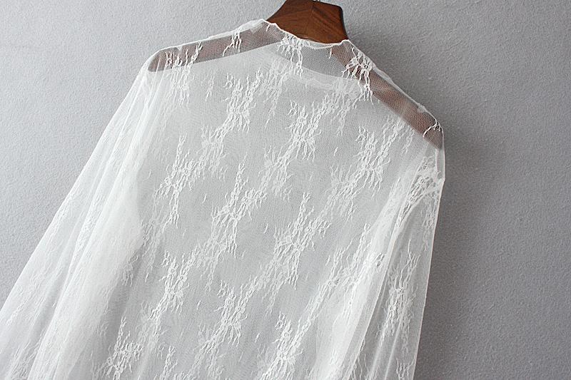 Inner lace shirt blouse big size XL-4XL 77-120