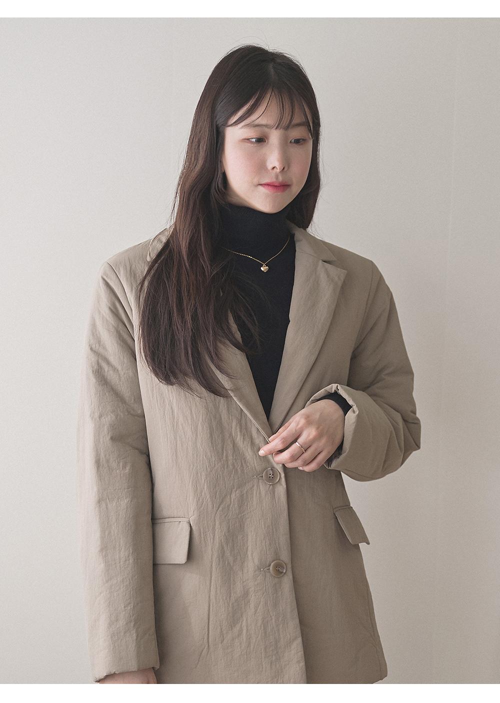 loa single padded jacket