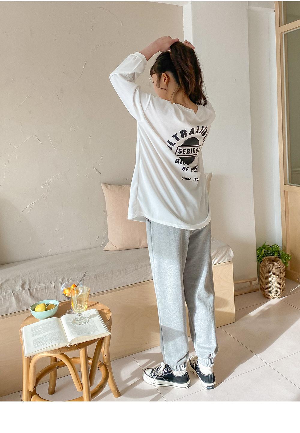 Big Size 26-38 Inch Madeleine Zuri Banding Jogger Pants
