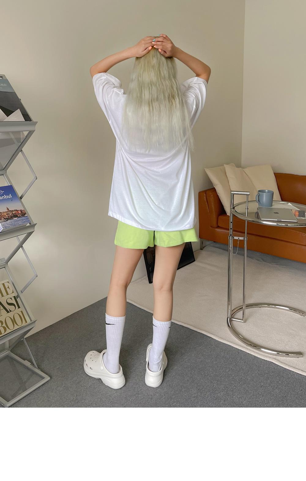 Nozzle Training Banding Short Pants