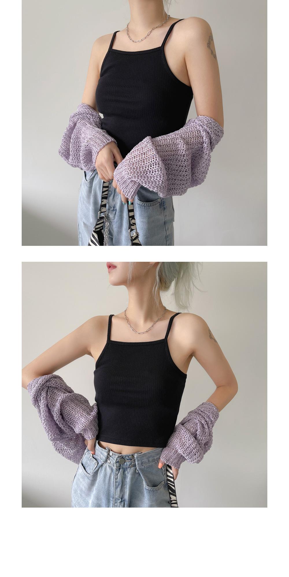 Roico Summer Bolero Knitwear Cardigan