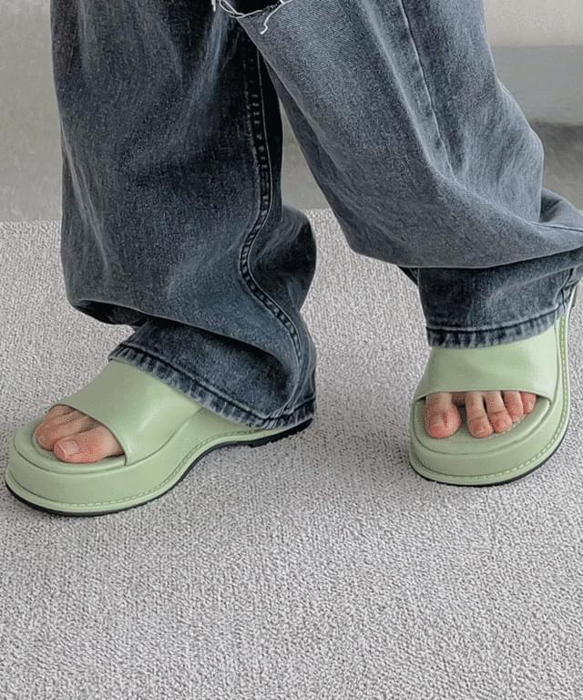 Philive Platform Slippers