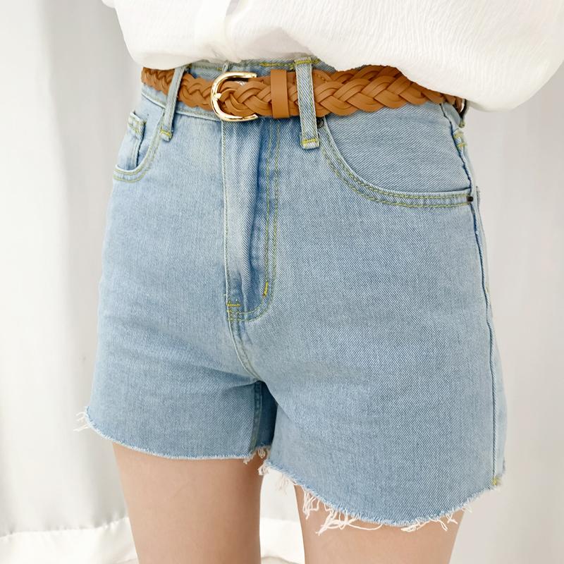 mesh braided belt