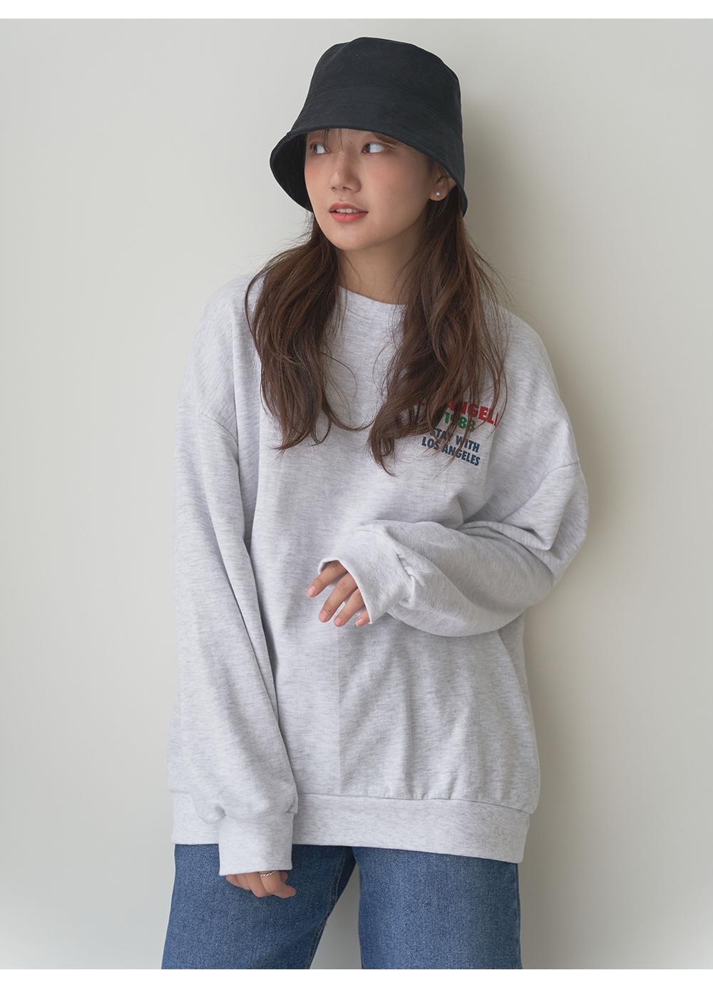 Los Angeles Sweatshirt printing big size 66-99