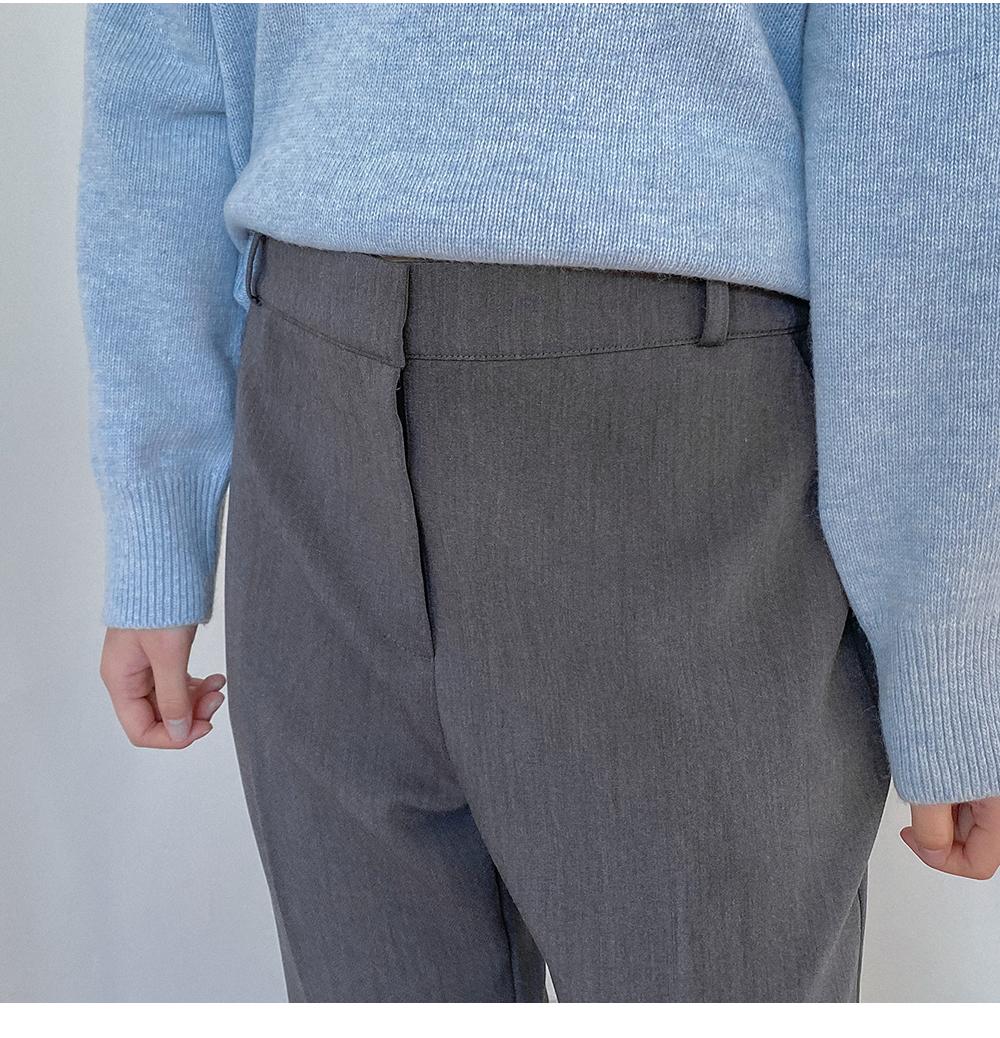 Big size 26-38 inches Auguste basic Flared slacks