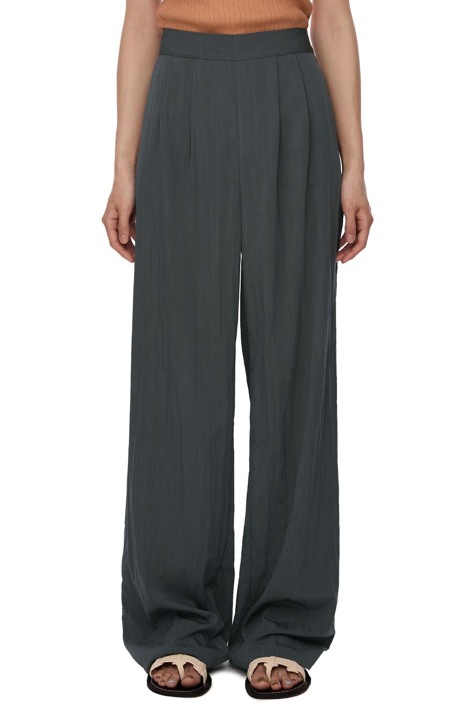 Hilton Nylon Straight Pants