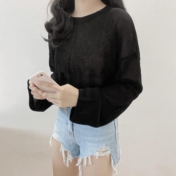 Cool's Crop Knitwear