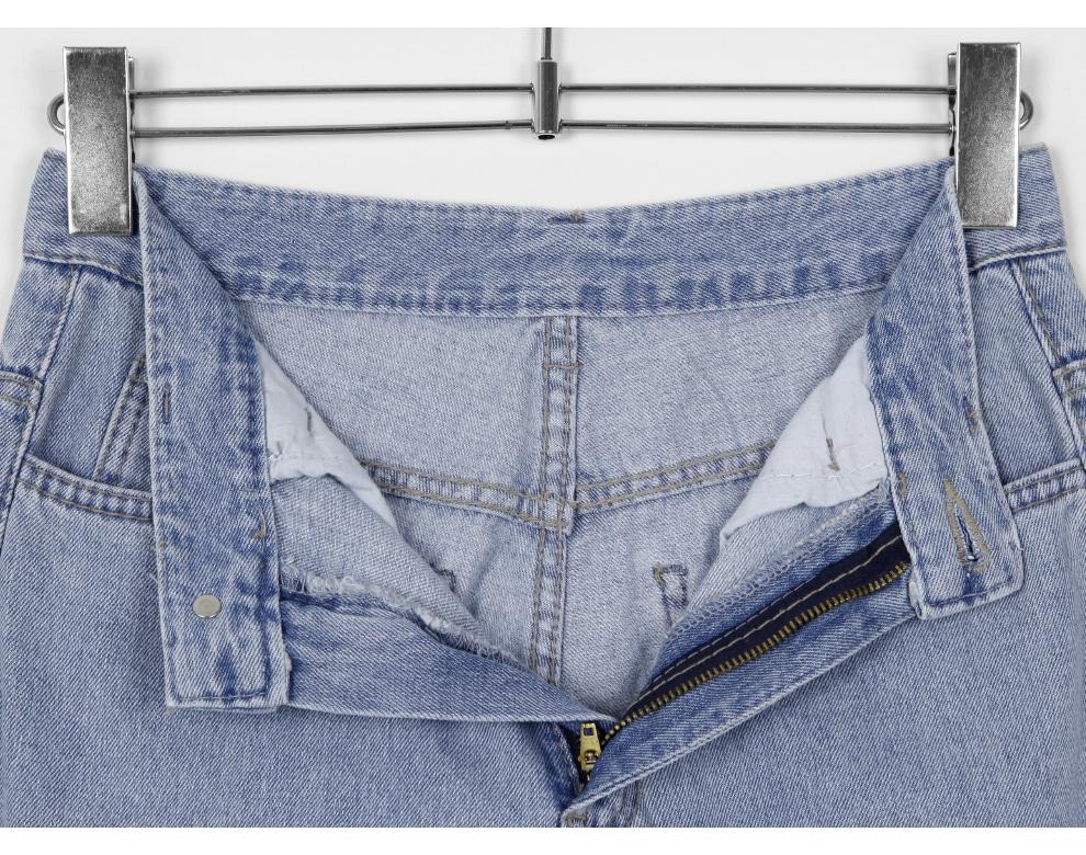 Sowan Slim Straight Denim Pants - 1 color
