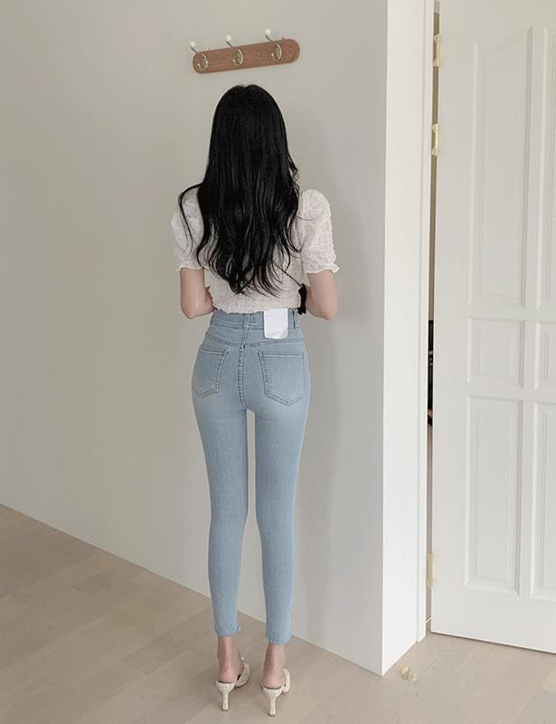 Holmes two button pocket skinny