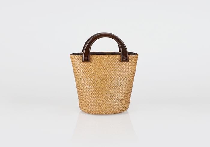 hard bamboo tote bag