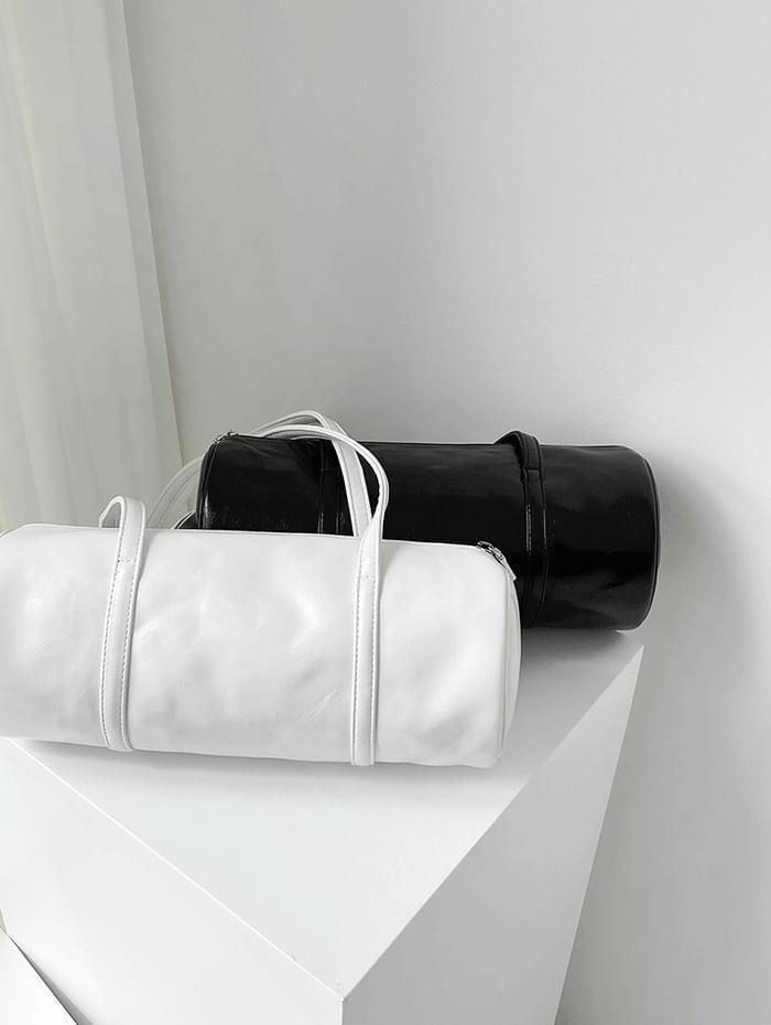 bed circle shoulder bag