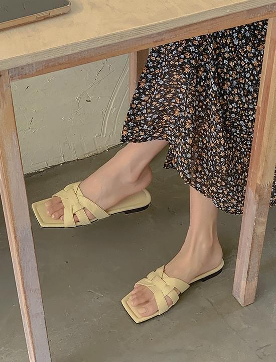 tree slippers