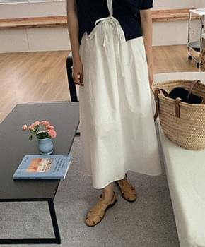 Modia cotton skirt