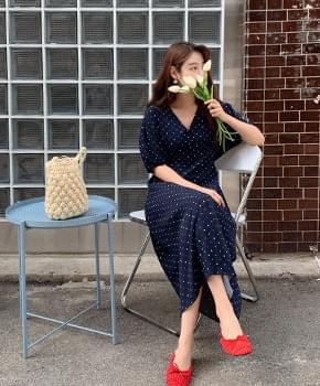 Soque Dot Dress
