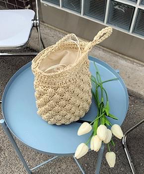 bowly rattan bag
