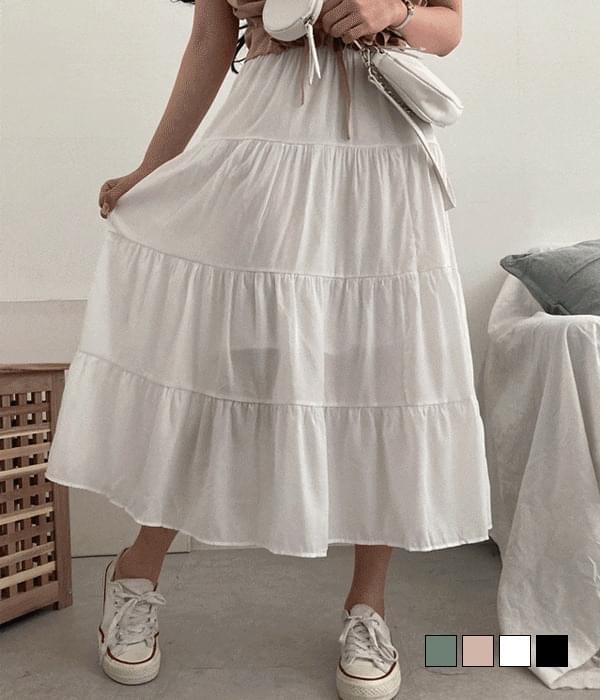 Raffine Cancan Long Skirt 裙子