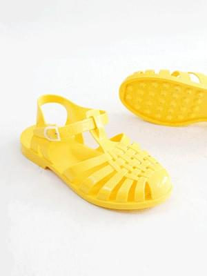 Meduse Jelly Strap Sandals 2cm