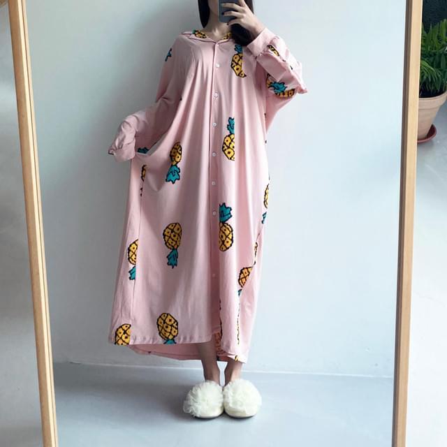 パジャマドレス
