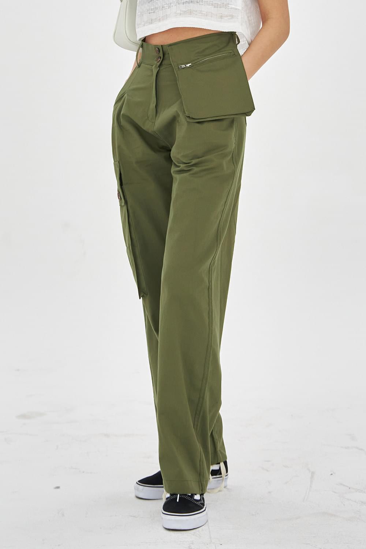 Pocket point cargo Pants