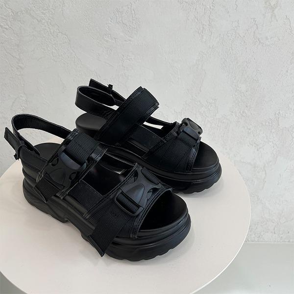always belted high heel sandals