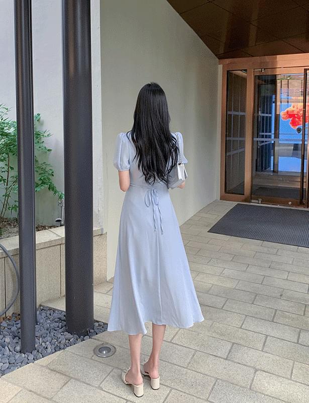 Minusei Shirring Short Palong ops