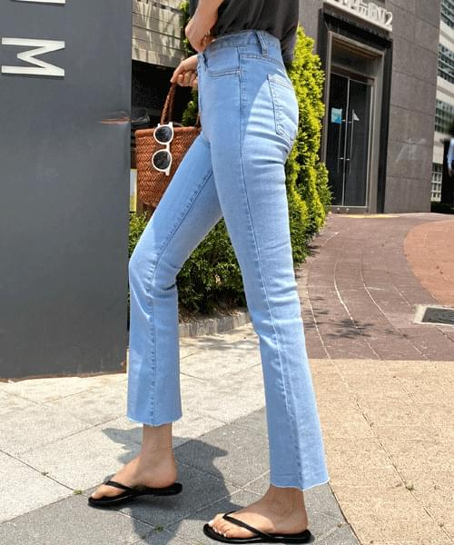 grown Spandex Flared jeans