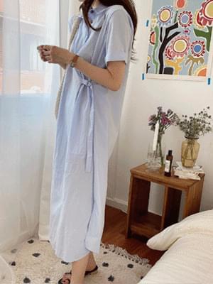 milk shirt Dress
