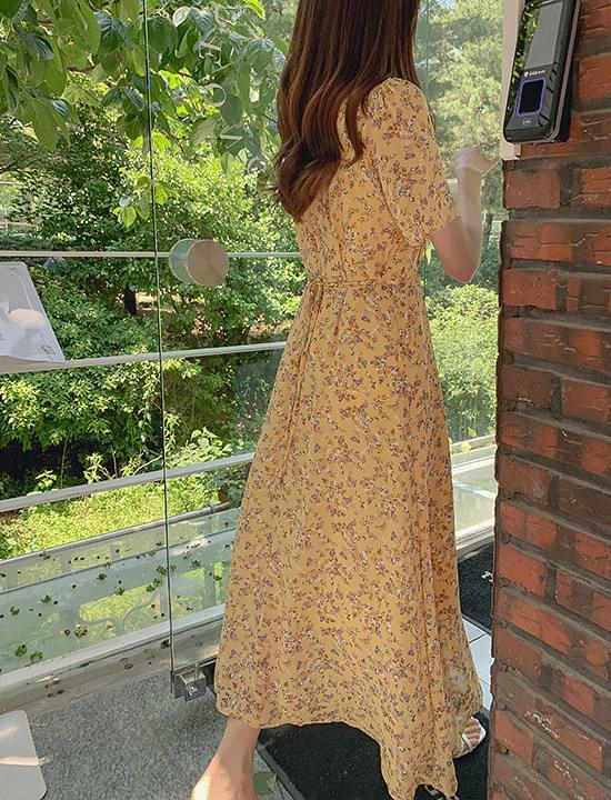Lonely Chiffon Dress