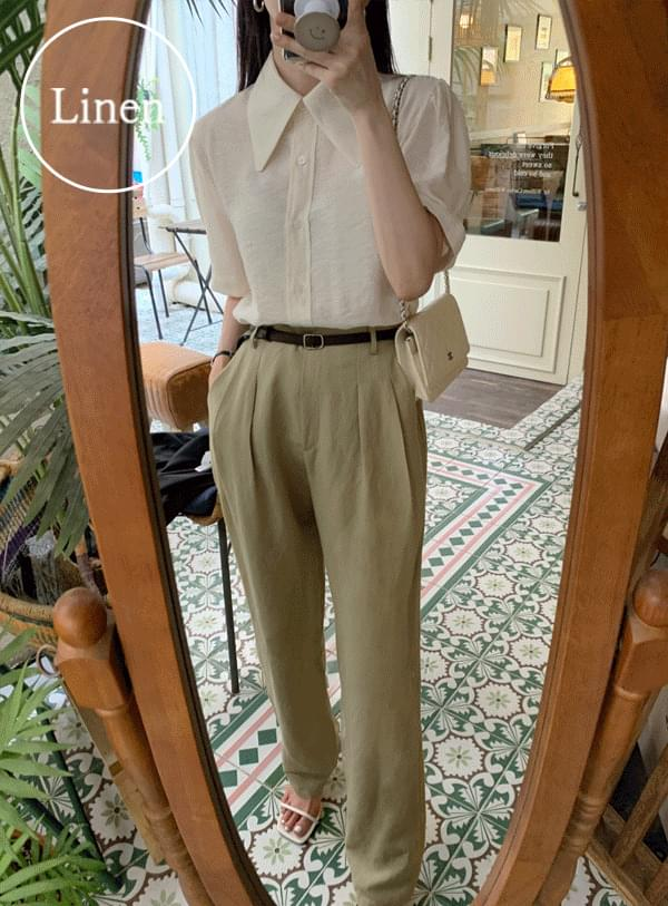 gela pintuck pants