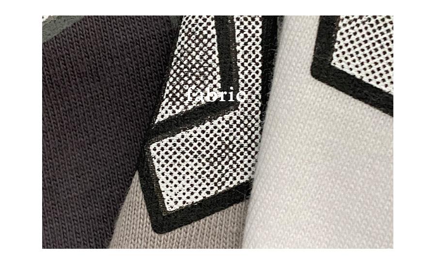 Dream On Back Print Overfit Short Sleeve T-shirt