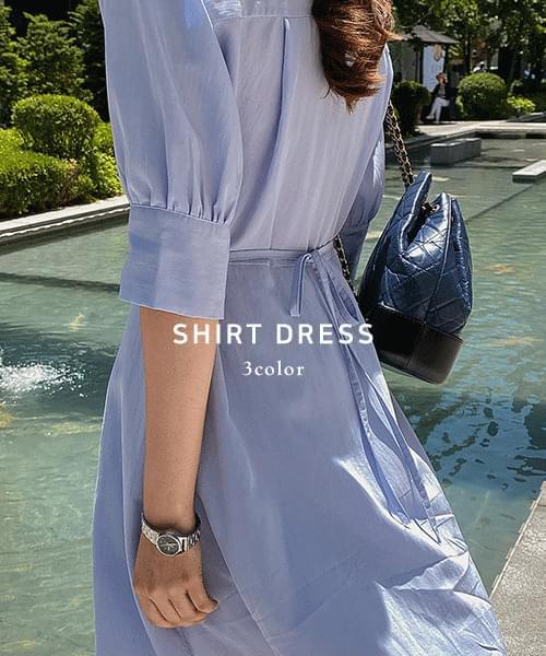 Pocari Dress - 3color