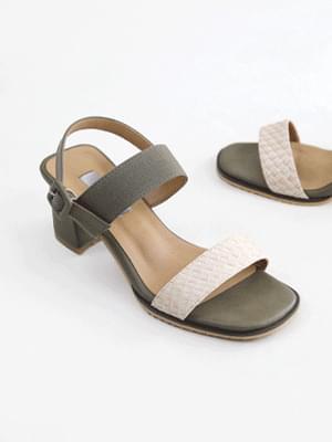 Praise Item Slingback Sandals 6cm