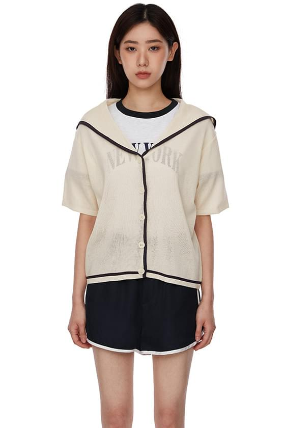Sailor Knitwear Cardigan