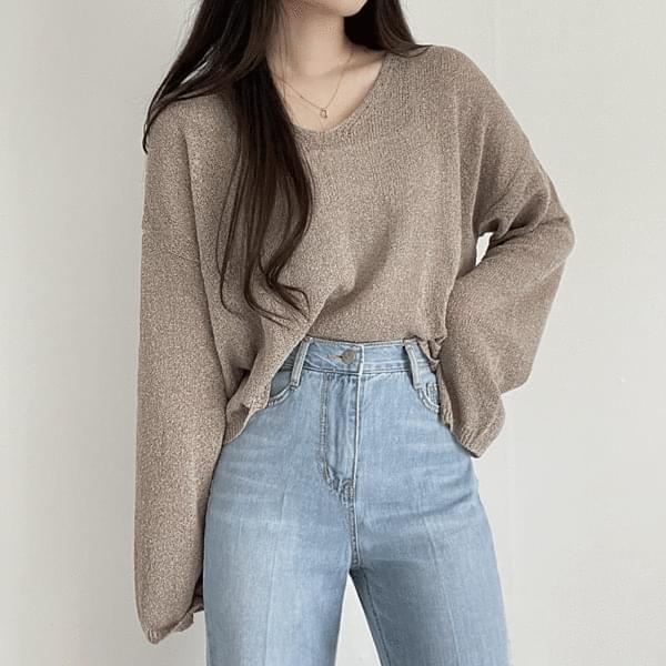 Jeanne Crop Knitwear