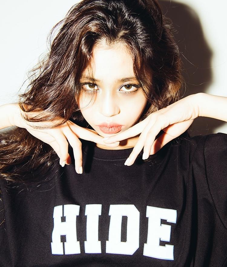 HIDELogo Print T-Shirt 短袖上衣