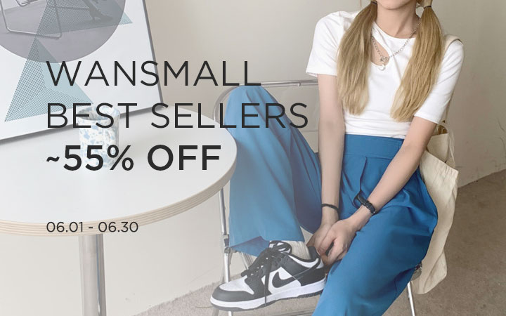 WANSMALL BEST SELLERS ~55% OFF