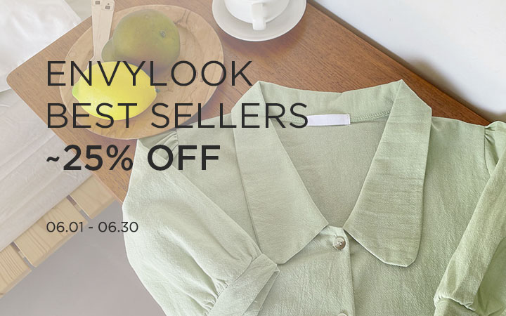 ENVYLOOK BEST SELLERS ~25% OFF