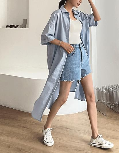 Denise Shirt Dress