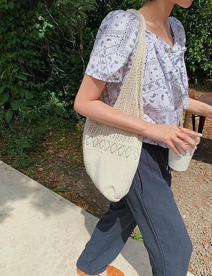 Betty Knitwear Bag